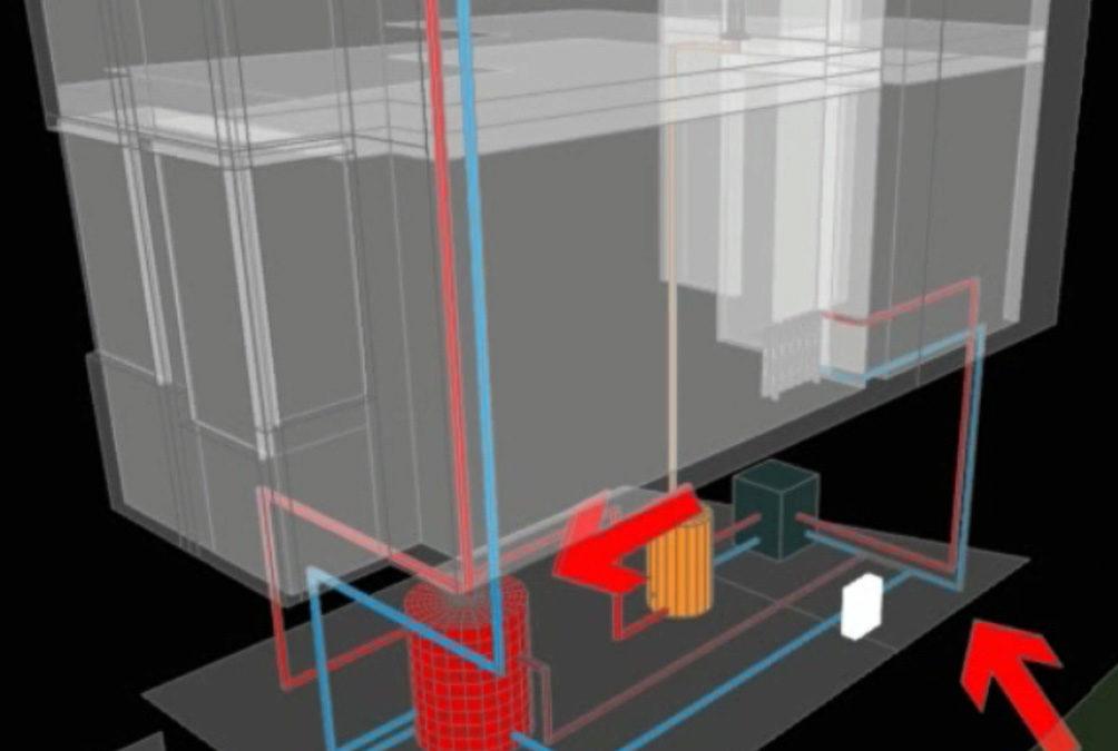 Queremos mostrarte cómo funcionan los sistemas de energía solar térmica en viviendas unifamiliares o edificios de bajos consumos