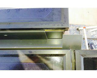 Nuevo Tejado Solar Constructivo e Impermeable para operar con unidad Linadium Energy para Autoconsumo con Renovables