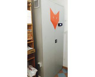 Unidad Energía-Robot Linadium Energy 10 kW para Autoconsumo con Renovables en bloque de 3 viviendas en Madrid
