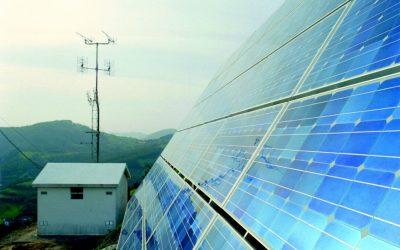 Autónoma Solar Fotovoltaica 3 kW para alumbrado público