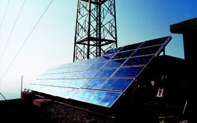 Híbrido Solar Fotovoltaico 5 Kw – Grupo Electrógeno en Antena Telefonía